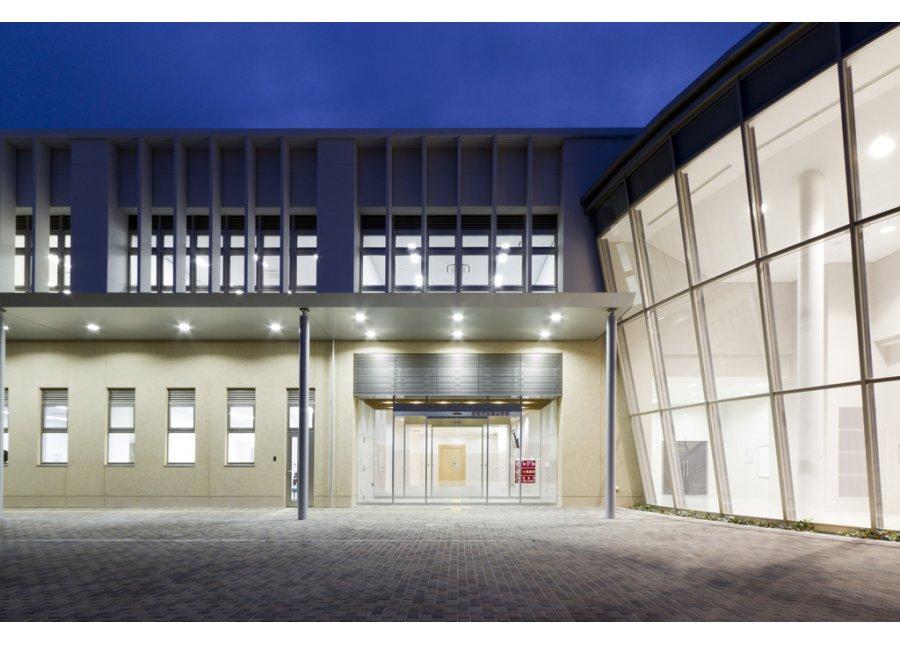 (仮称)玉島市民交流センター(1工区)電気設備工事