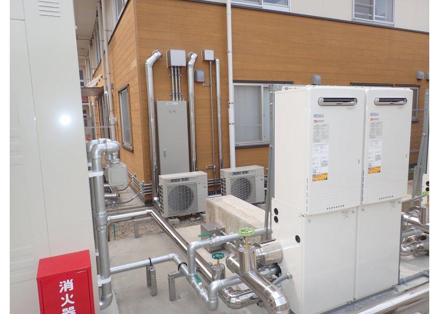 県立倉敷まきび支援学校(C工区)災害復旧電気設備工事
