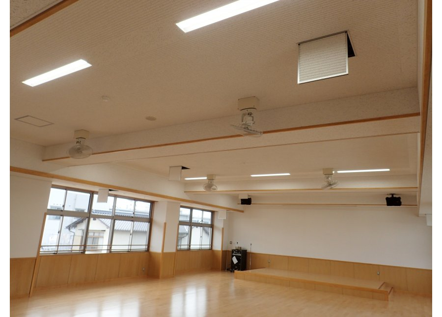 倉敷市立船穂幼稚園管理保育室棟ほか電気設備工事