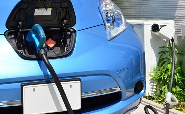 EV充電設備工事