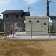 倉敷市立倉敷第一中学校受変電設備改修工事